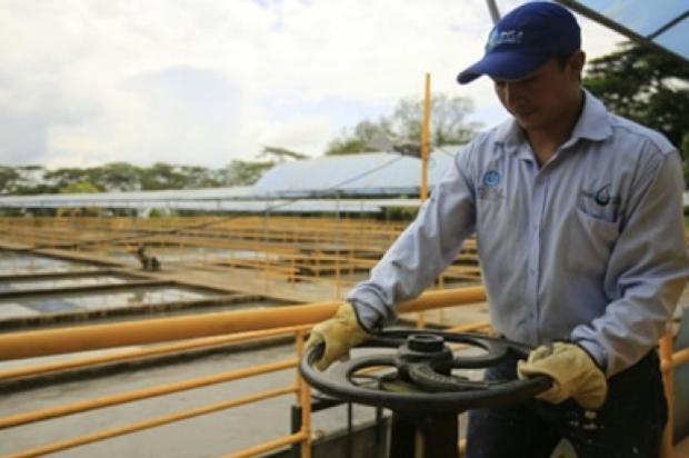 Poco a poco se va normalizando el servicio de agua en Villavicencio