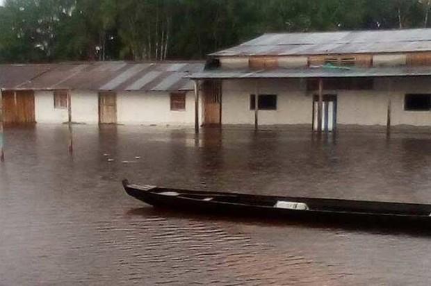 ¡Damnificados del Guainía necesitan urgente ayudas humanitarias!