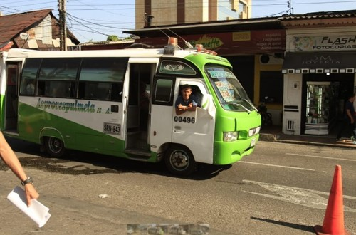 Villavicencio referencia nacional en modernización de transporte público