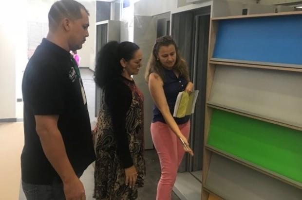Gobernación del Meta realizó dotación a cinco bibliotecas