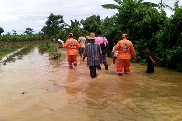 Continúan las alertas por la temporada de lluvias en el Meta