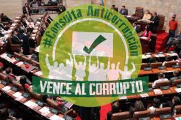 Pedagogía para la Consulta Anticorrupción a nivel nacional