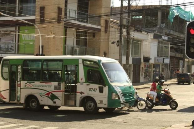 Avanza modernización del transporte público colectivo en Villavicencio