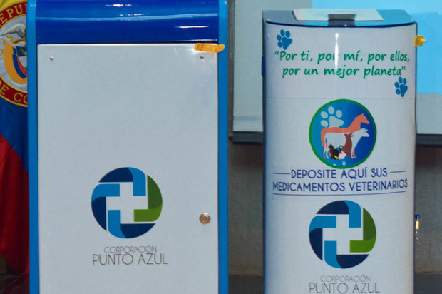 Lanzamiento programa de recolección de residuos de medicamentos veterinario