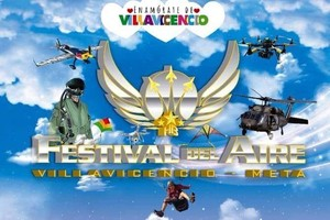 Festival del Aire en Villavicencio este domingo