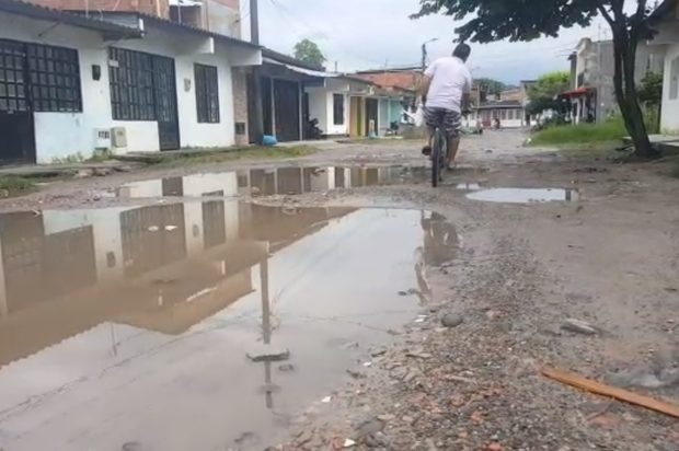 Problemáticas expuestas por los habitantes de Nueva Colombia Dos