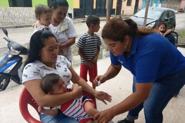 Se tomarán medidas legales contra padres que no vacunen a sus hijos