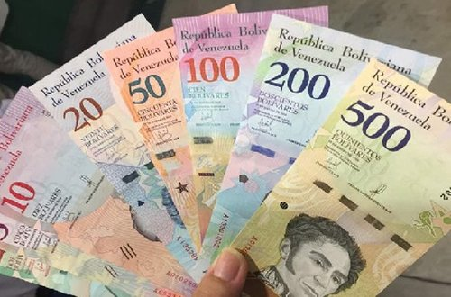 Venezuela estrena billete con cinco ceros menos