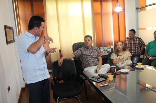 Presentan proyecto de nueva sede de Unillanos en Granada