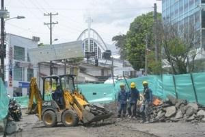 Tres barrios de Villavicencio tendrán intervención vial