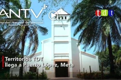 La TDT llegó a Puerto López, Meta