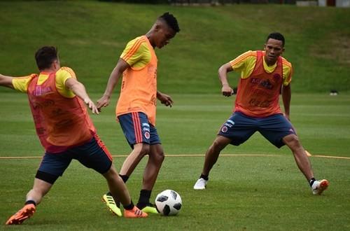 Caras nuevas en la lista de convocados de la Selección Colombia