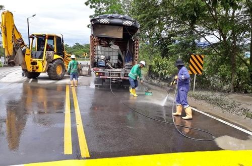 Se superó emergencia en vía Villavicencio- Acacías