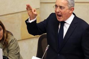 Niegan por segunda vez recusación de Uribe contra magistrados