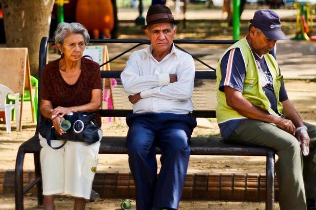 Colombia se está envejeciendo, 9,23% de la población tiene más de 60 años