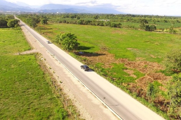 Corredor ecológico será entregado en octubre