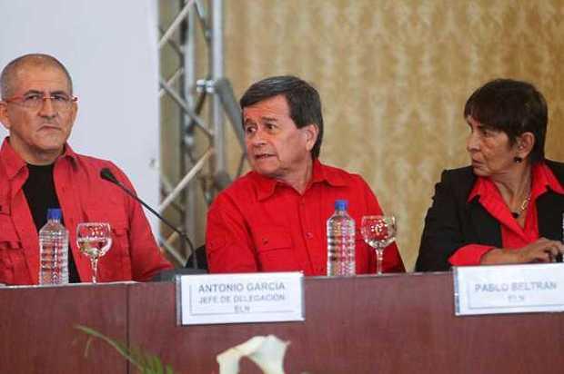 Peligra continuidad de diálogos con ELN