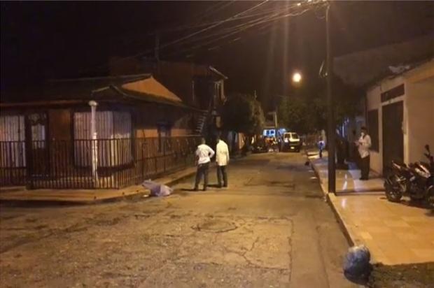 Asesinan a docente en el barrio Olímpico de Villavicencio