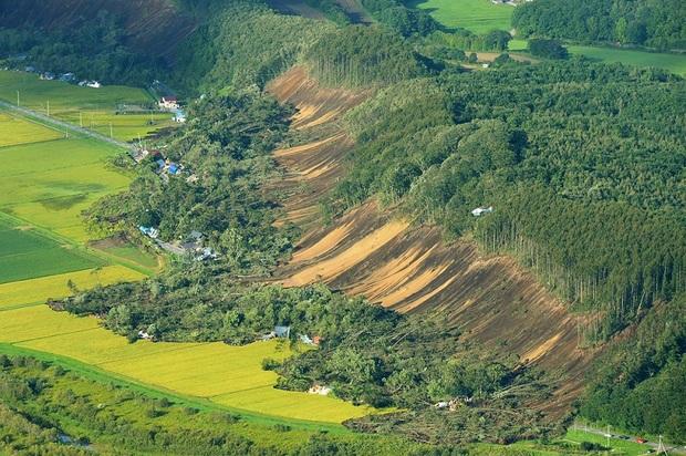 Dos días después del tifón Jebi, Japón es estremecida por terremoto