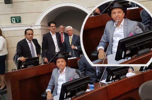 """""""Nunca fui de izquierda"""": 'Manguito', senador de lista Petro"""