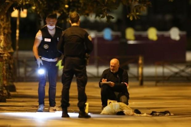 Ataque con cuchillo en París dejó 7 personas heridas