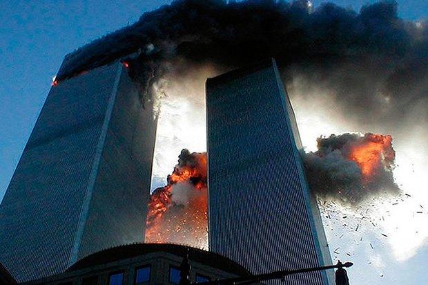 Revelan nuevo vídeo del atentado a las Torres Gemelas
