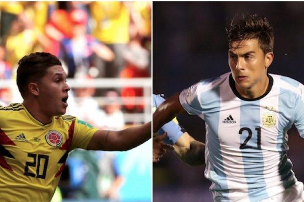 Colombia buscará victoria ante Argentina