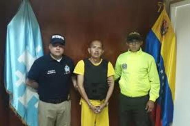 Extraditado 'Lobo feroz' a Colombia para responder por 276 abusos a niños