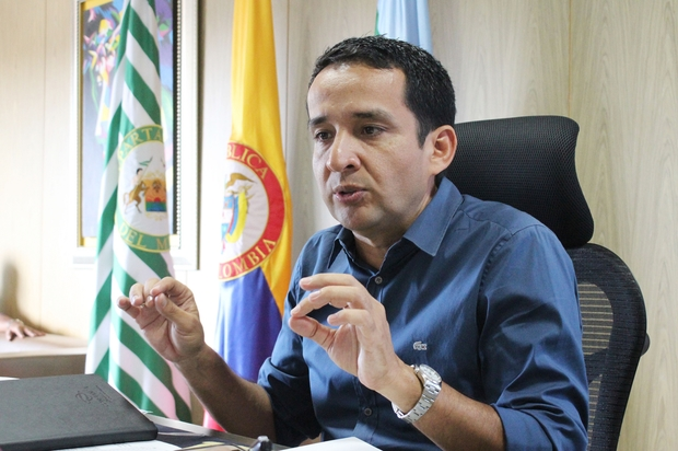 Alcalde de Villavicencio reclamó acelerar recursos para la vía al llano