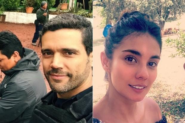 Alejandro García publicó vídeo con pruebas contra actriz Elieen Moreno