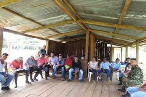 Cormacarena fortalece el turismo comunitario en el Raudal de Angosturas I