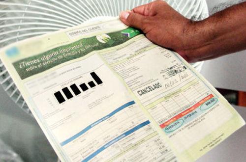Servicios públicos de estratos 1,2 y 3 subirán
