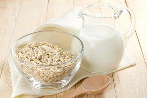 ¿Cómo hacer leche de avena para adelgazar?