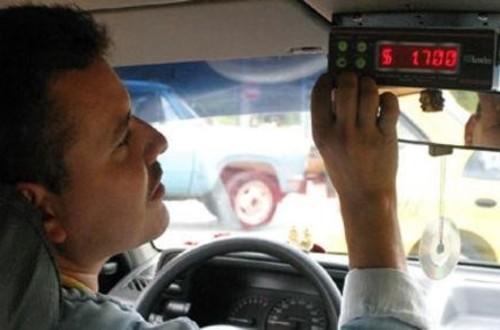 ¿Hasta cuando podrán taxistas cobrarle nueva tarifa?