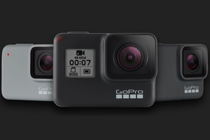 Llega GoPro Hero7 con tres cámaras distintas para todos los bolsillos