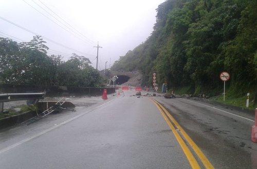 Cerrada vía Bogotá-Villavicencio