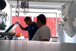 Operativo de control para el expendio de carne de monte en San Martín