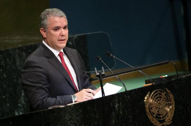 """Fin de dictadura en Venezuela es un reto global"": Iván Duque"