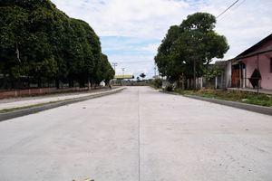 Con un aporte de $1.365 millones Cubarral estrena tres vías pavimentadas