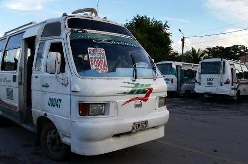 Nueva ruta para el transporte público colectivo en Villavicencio