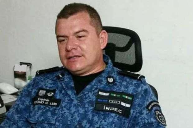 Director de cárcel La Picota capturado por presunta extorsión a recluso