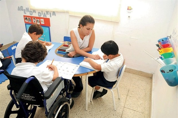 Educación inclusiva y con atención a población con discapacidad en el Meta