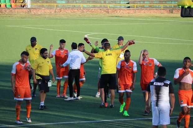 Con gol al último minuto, Llaneros F.C ganó a Tigres