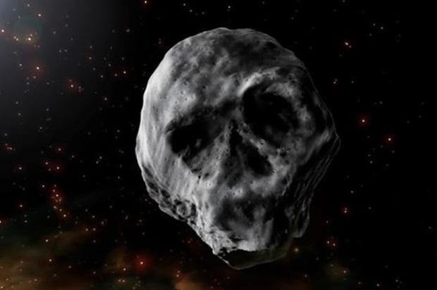 Asteroide con forma de calavera se acerca nuevamente a la Tierra