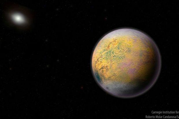 Goblin es el nombre del nuevo planeta enano descubierto en el Sistema Solar