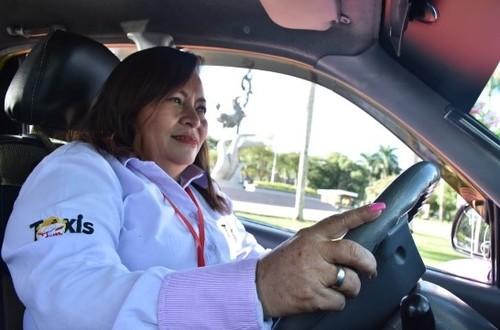 Arrancó la asociación de taxistas femeninas en Villavicencio