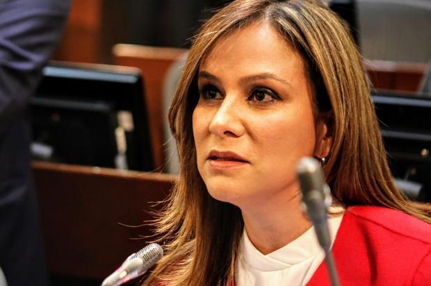 Senadora Maritza Martínez a favor de la cadena perpetua para violadores