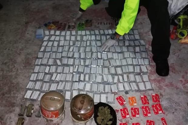 En Villavicencio la Policía empezó con la incautación de la dosis mínima