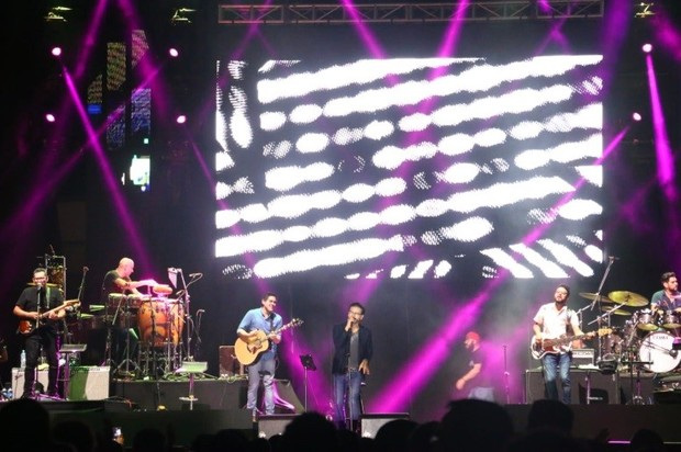 13 mil personas disfrutaron del concierto de Jesús Adrián en Villavicencio