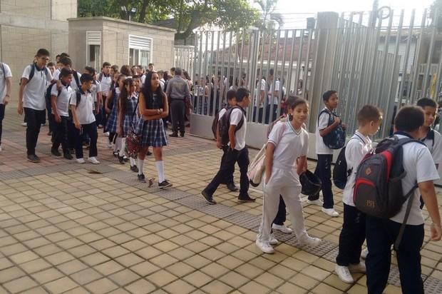A descanso saldrán más de 78.000 estudiantes de colegios de Villavicencio